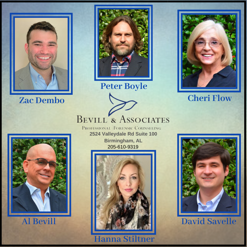 Bevill and Associates Clinical Team 1