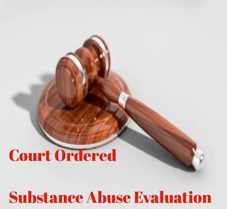 Legal Court-Ordered Substance Abuse Evaluation 1