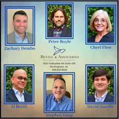 Bevill and Associates Clinical Team 1